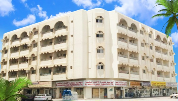 ABU SHAGARA AREA BUILDING 7 SHARJAH