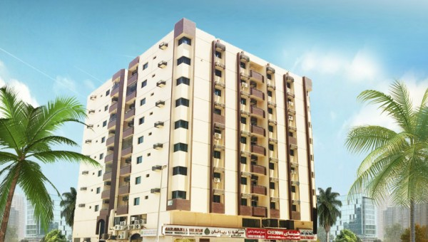 ABU SHAGARA AREA BUILDING 75 SHARJAH